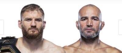 UFC 267 Blachowicz vs Teixeira