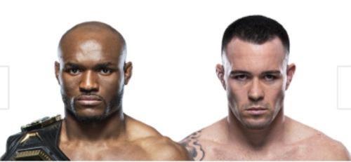 UFC 268 scommesse Usman vs Covington