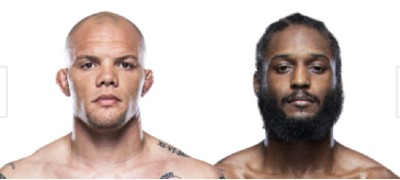 ufc fight night Smith vs Spann