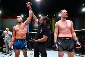 UFC Gane vs Volkov pronostici azzeccati