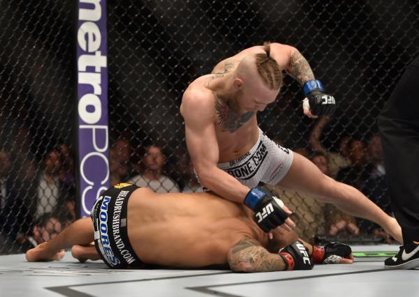 scommesse ufc Poirier vs McGregor