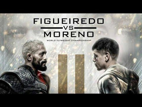 Figueiredo vs Moreno 2 UFC 263