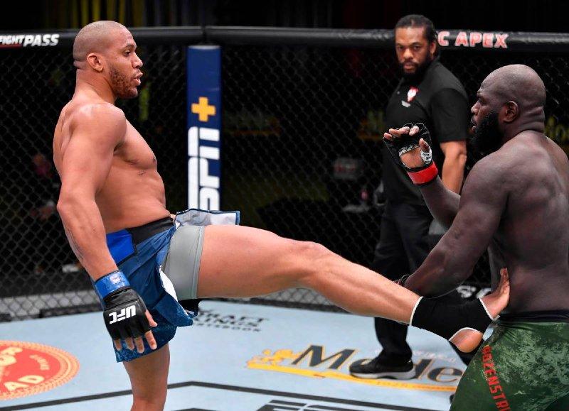 UFC Cyril Gane