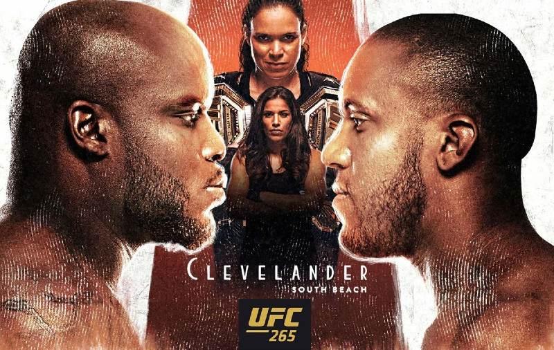 Lewis vs Gane UFC 265 scommesse