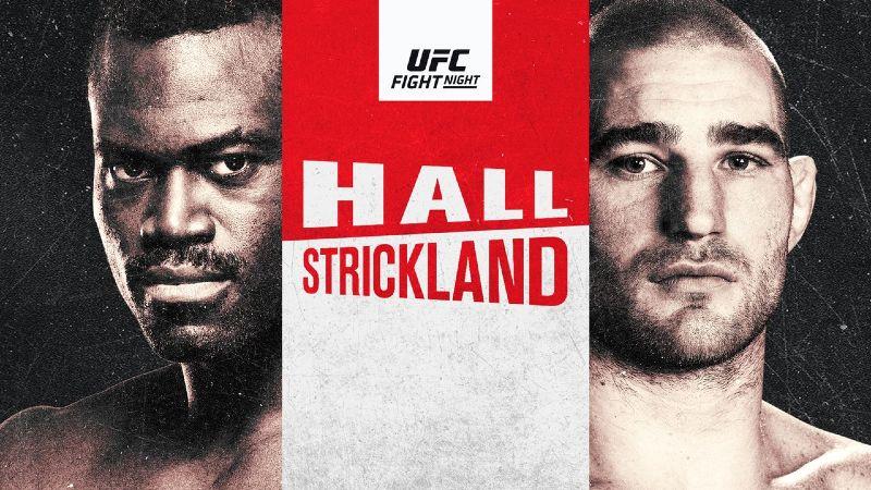 UFC Hall vs Strickland scommesse e pronostico