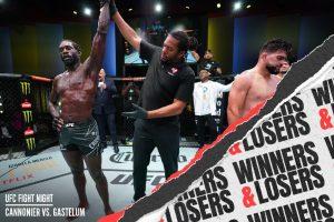 UFC Fight Night scommesse azzeccate Cannonier vs Gastelum