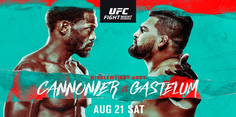 UFC Fight Night Cannonier vs Gastelum