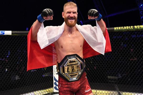 Light heavyweight champion UFC