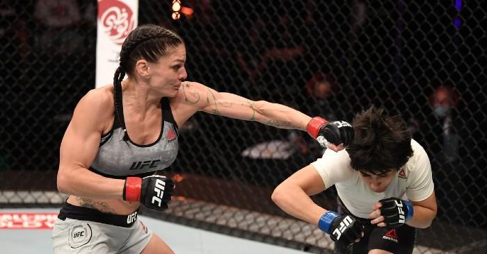UFC 266 Shevchenko vs Murphy
