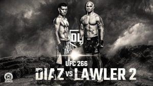 Diaz vs Lawler UFC 266 pronostici